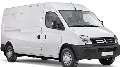 alquilar furgoneta