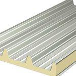 ¿Cuánto cuesta instalar un tejado de paneles sándwich?